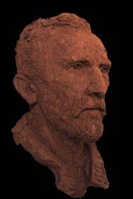 portret afbeelding Van Gogh