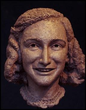 Anne Frank kop