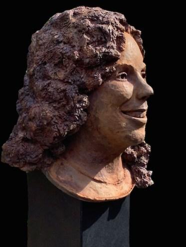 Vrouw brons