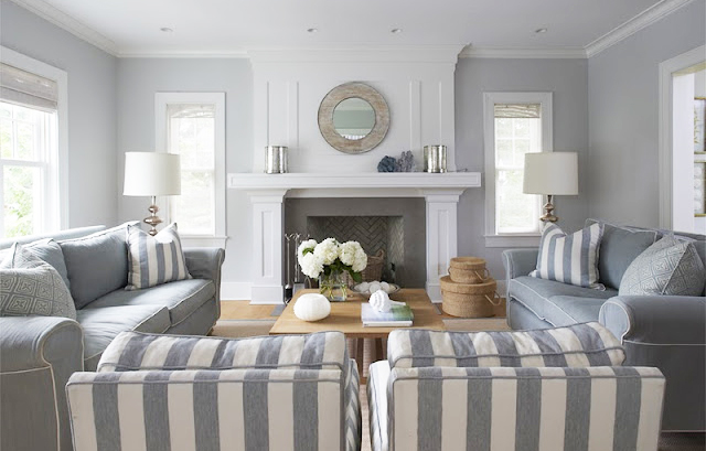 Interior Decoration With Neutral Color