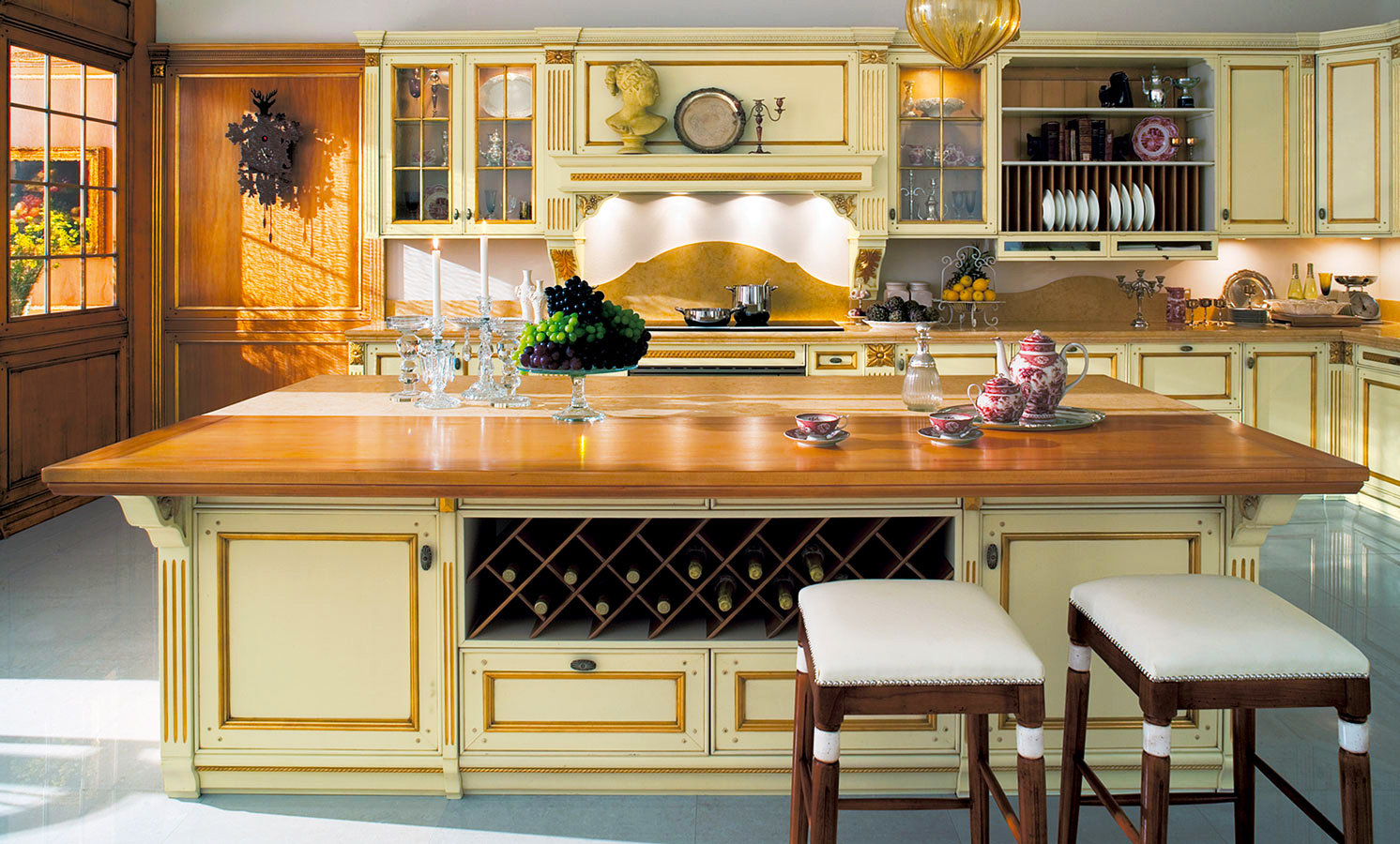 Great Italian Kitchen Designs