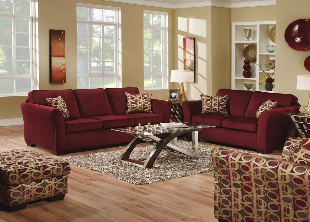 Wall Colors Living Room Brown Furniture