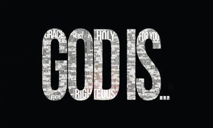 God May Be Black