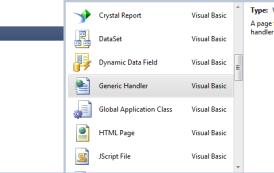 Cómo retornar una imagen en un Generic Handler (.ashx) en ASP.NET