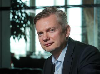 Generální ředitel O2 Tomáš Budník