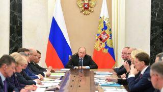 Rusko, Putin