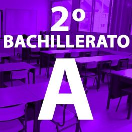 2º Bachillerato A IES Las Rozas 1