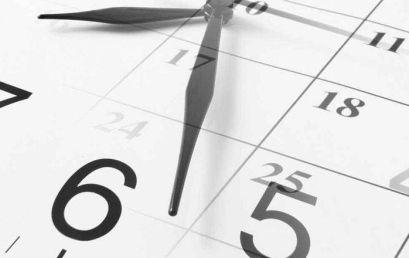 Exámenes extraordinarios: miércoles 23 de junio