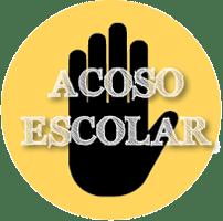Simbolo acoso escolar IES Las Rozas 1