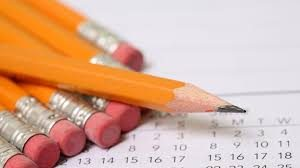 Calendario de pendientes – Bachillerato