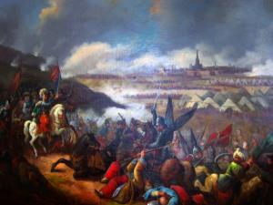 Jan Damel, Bitwa pod Wiedniem
