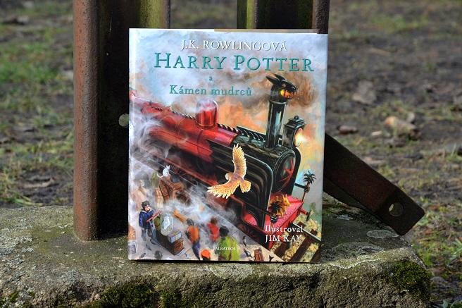 Harry Potter ilustrovaný