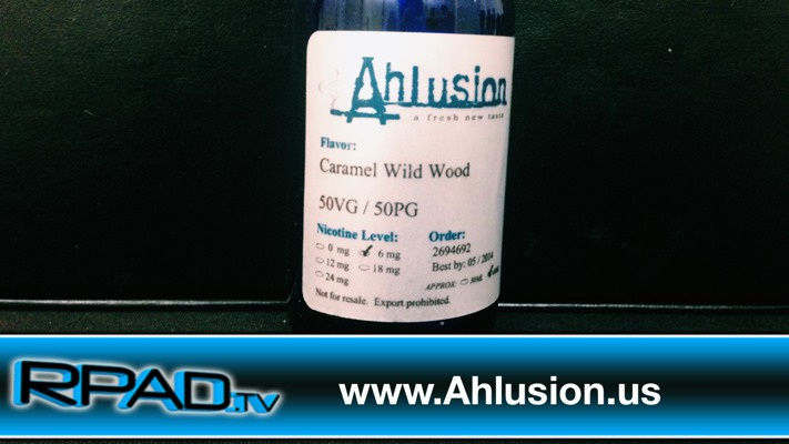 Ahlusion Caramel Wild Wood Review