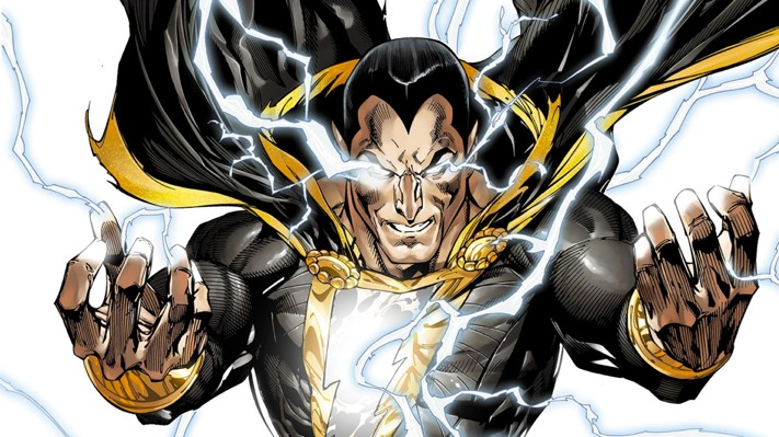 Black Adam DC Comics Shazam