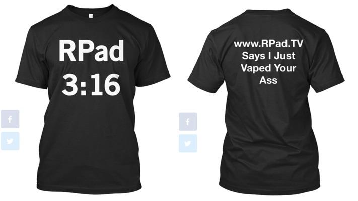 RPad 316 Shirt
