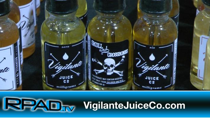 Vigilante Juice Co Russ Scarbrough ECC 2014