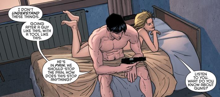 Grayson 003 Batgirl