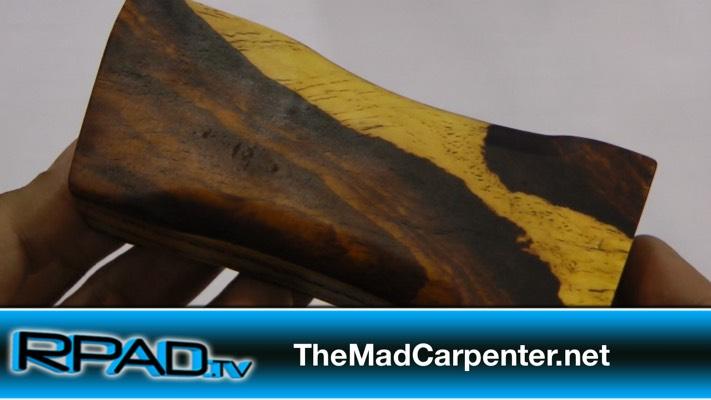 Mad Carpenter Box Mod Brandyn Young