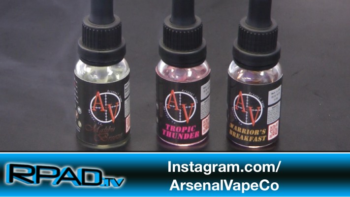 Arsenal Vape Co Logan Ellis Interview