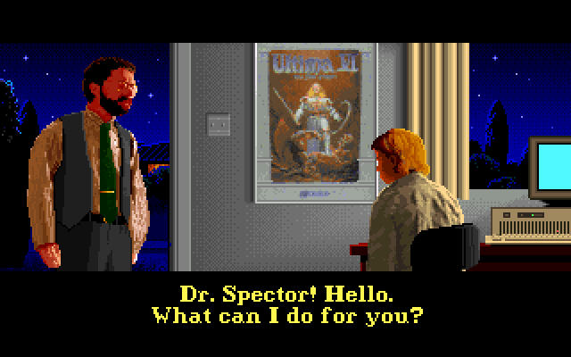 Image result for warren spector martian dreams