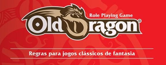 Logo do Old Dragon