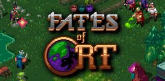 Fates of ort logo
