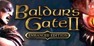 Baldur's Gate 2 logo