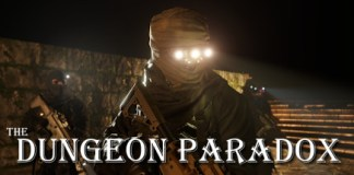 the dungeon paradox logo