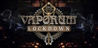 Vaporum Lockdown logo