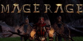 Mage rage logo