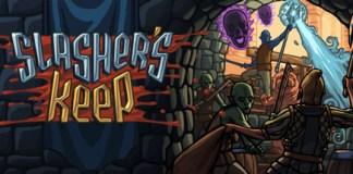 Slasher's Keep logo