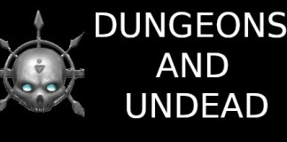 Dungeons and Undead logo