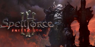 Spellforce 3 : Fallen God logo