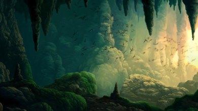Foto de TnB#042: MPP-E42 – Caverna do Eco da Onda | RPG D&D 5e