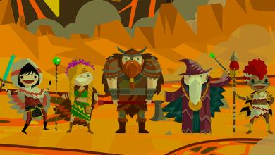 Photo of 3 jogos de RPG para celular