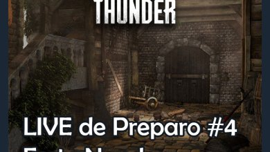 Photo of Forte Nandar – LIVE de Preparo #4 – D&D 5e no Roll20 | Storm King's Thunder