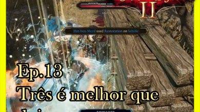 Photo of Três é melhor que dois | Divinity: Original Sin II – Ep.13