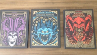 Photo of Unboxing – Core Rulebook Gift Set Collector's Edition – Dungeons & Dragons 5th Edition | RPG Next