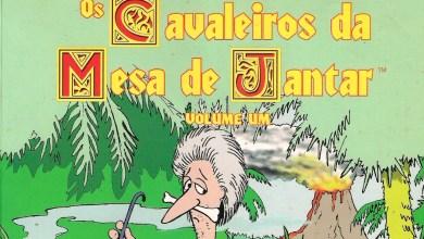 Photo of História em Quadrinhos: Cavaleiros da Mesa de Jantar