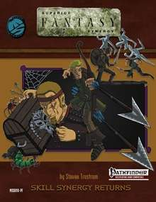 Superior Synergy Fantasy Pathfinder Role-Playing Game -- PFRPG Edition