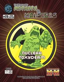 Nuclear Toxyderm