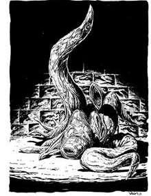 Earl Geier Presents: Dungeon Monster