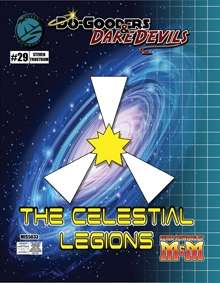 Do-Gooders & Daredevils: The Celestial Legions