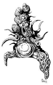 Earl Geier Presents: Monster Blob