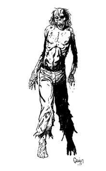 Earl Geier Presents: Zombie