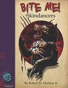 Bite Me! Skindancers for Pathfinder