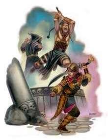 The Art of Eric Lofgren: Attack, My Minion!