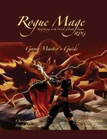 Rogue Mage RPG Game Master's Guide