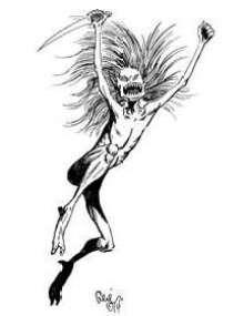 Earl Geier Presents: Screaming Demon