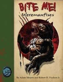 Bite Me! Weremantis for the Pathfinder RPG